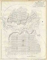Plan Of The City Of Adelaide 1837