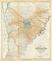 The District Of Adelaide, South Australia, 1839