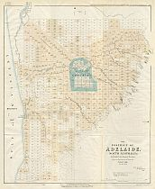 The District Of Adelaide, South Australia, 1840