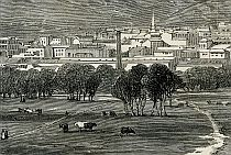 The City Of Adelaide, The Capital Of South Australia, 1886