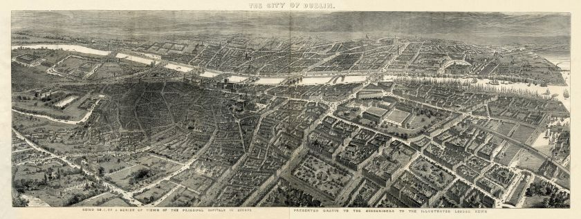 The City Of Dublin 1846