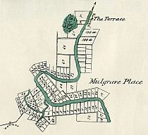 Plan Of The Settlements In New South Wales 1796