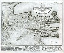 >Map Of Sydney, The Capital Of The British Colonies In Australia, 1802