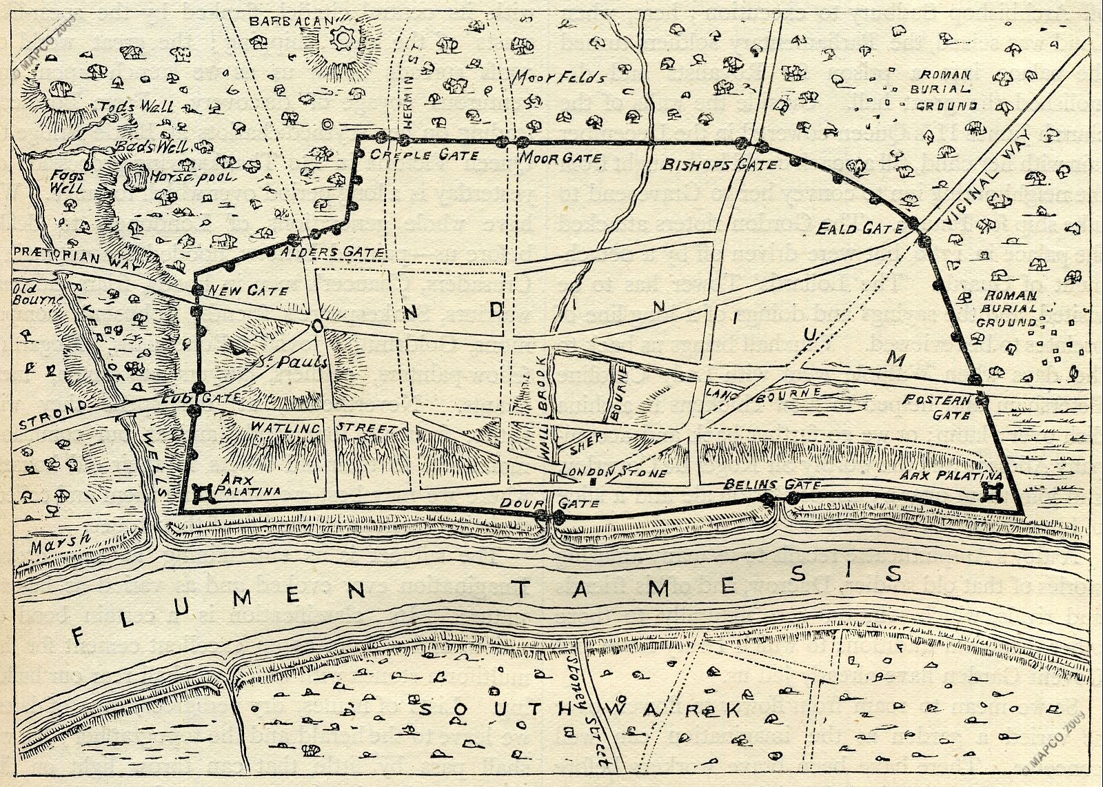 Queen Anne Victorian House Plans Map Of Roman London Post Ad190