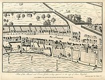 Click Here To View The Map Of The Strand And Covent Garden 1578