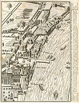 Click Here To View Plan Of Part Of The City Of Westminster 1578