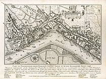 Click Here To View Plan Of Westminster; From Norden's Survey, Taken In Queen Elizabeth's Reign, 1593