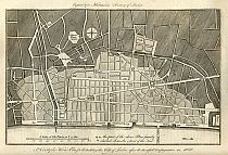 Click Here To View Wren's Plan For Rebuilding The City Of London After The Dreadfull Conflagration In 1666
