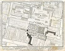 Click Here To View Plan of Bedford House, Covent Garden, &c. Taken About 1690