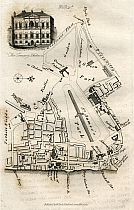 Click Here To View Walk 13th From Hughson's Walks Through London, 1817