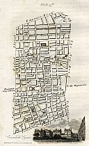 Click Here To View Walk 15th From Hughson's Walks Through London, 1817