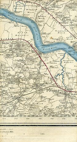 Ordnance Survey Map 1873
