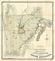 Map Of Australia 1700.Mapco Australian State And City Maps And Views